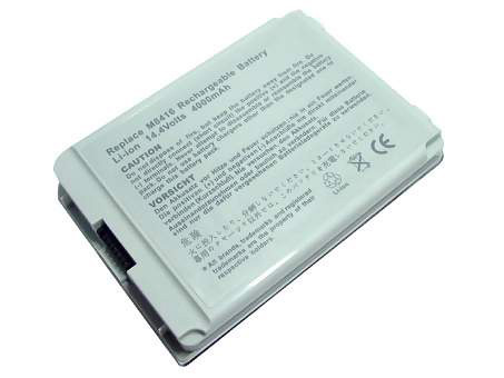 Kompatibelt Datorbatteri till apple iBook G3 14 Series
