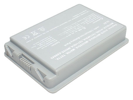 Kompatibelt Datorbatteri till apple PowerBook G4 15