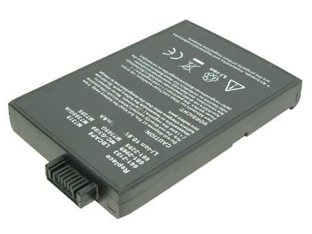 Kompatibelt Datorbatteri till apple PowerBook G3 14 Series